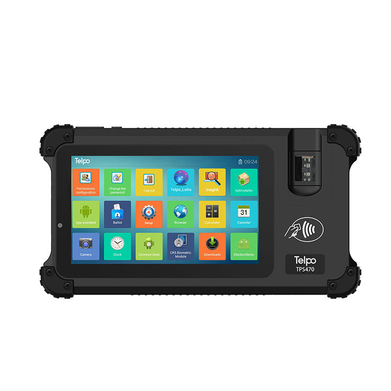 7-inch Handheld Biometric Tablet TPS470