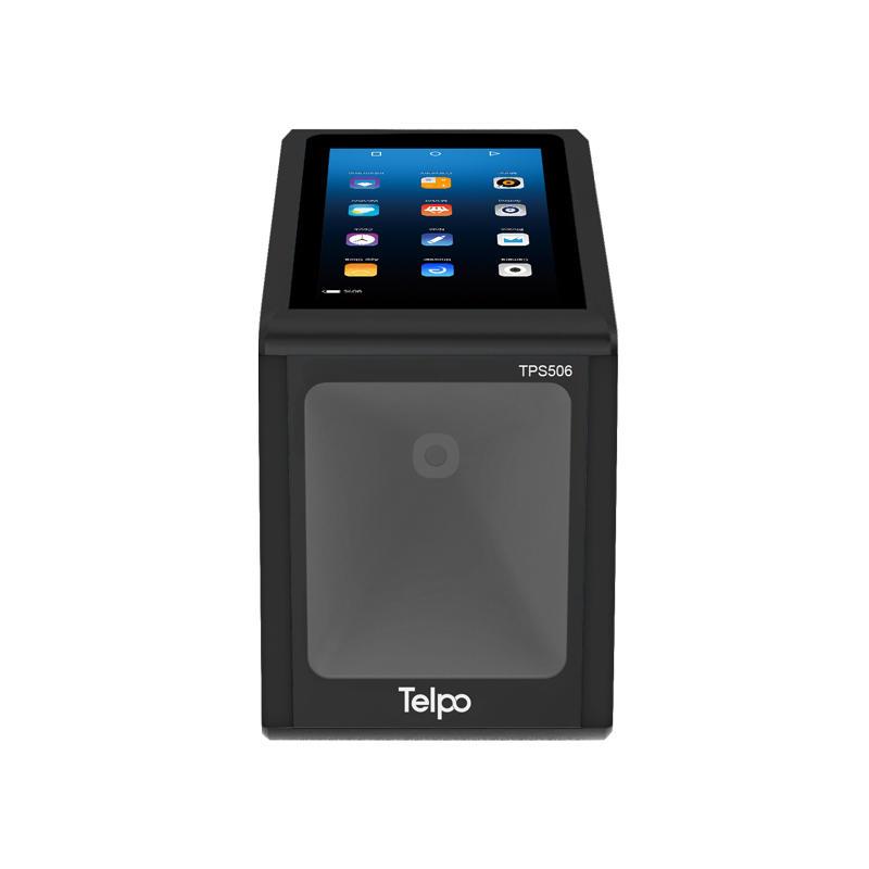 Register Electronics Countertop Scanning Box QR Code Scanner TPS506