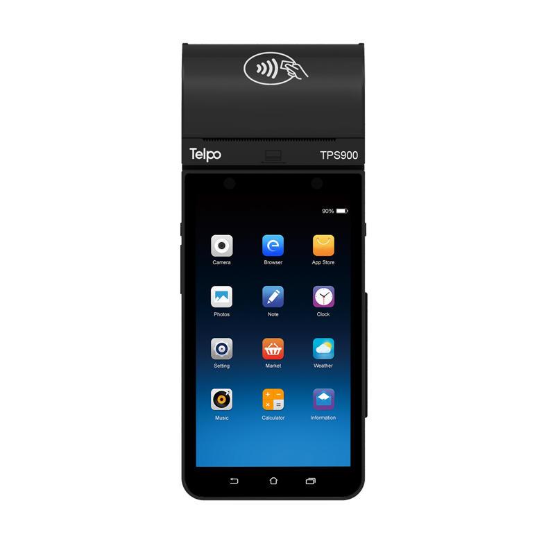 5.5-Inch Handheld Barcode reader POS Machine TPS900B