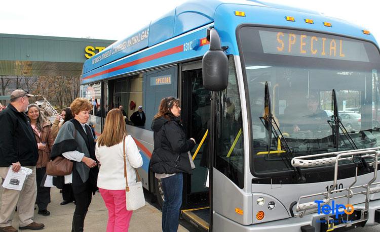 Telpo-Telpo New Arrival: TPS530 Smart Bus Ticketing Machine