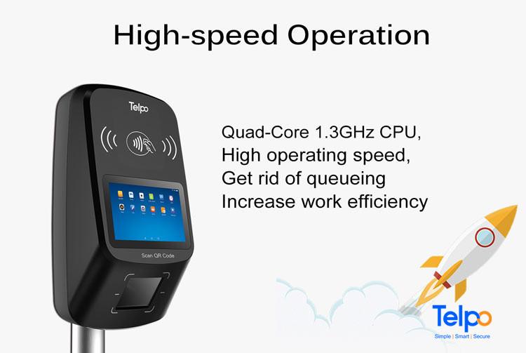 Telpo-Telpo New Arrival: TPS530 Smart Bus Ticketing Machine-3
