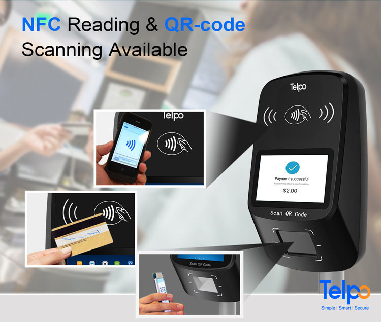 Telpo-Telpo New Arrival: TPS530 Smart Bus Ticketing Machine-5