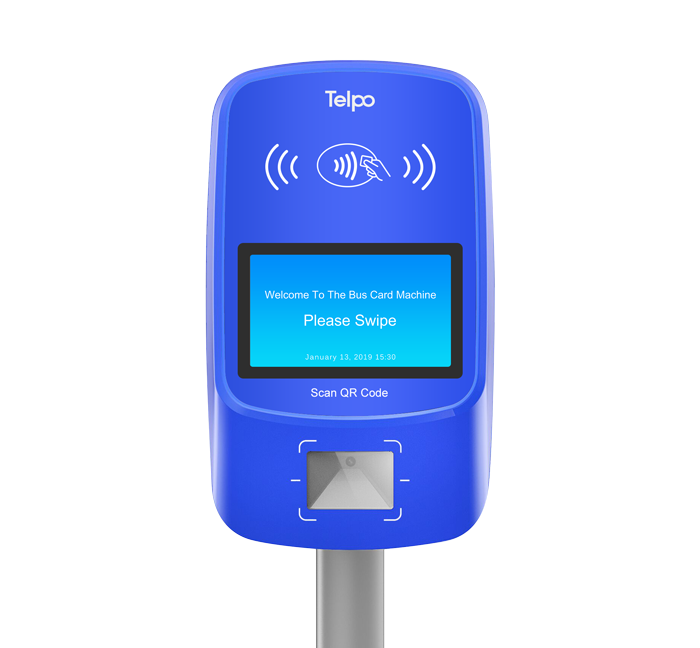 Bus Ticketing Machine Electronic Bus Validator