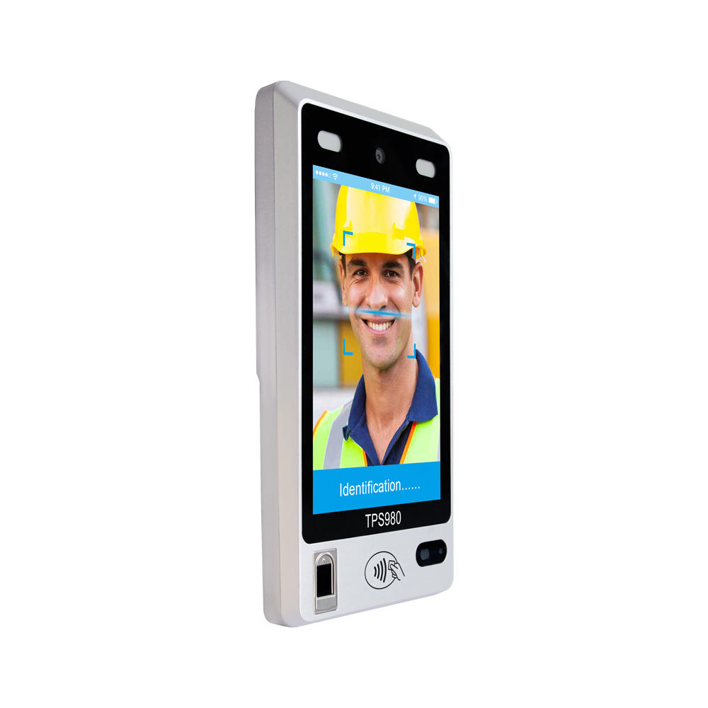 8-inch Wall-mounted Face Recognition Terminal TPS980