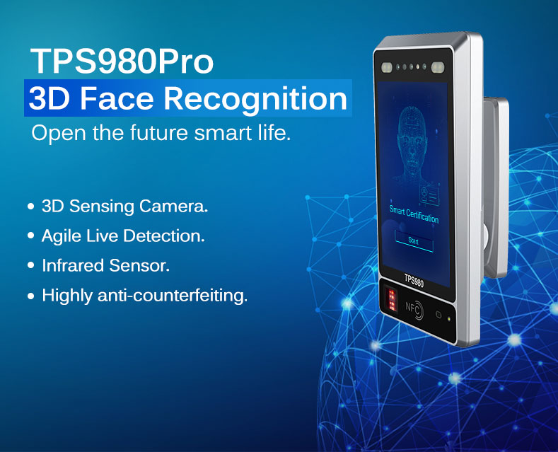 Telpo-Find Biometric Devices Facial Machine From Telpo Pos Machine