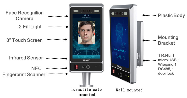 Telpo-Find Biometric Devices Facial Machine From Telpo Pos Machine-8