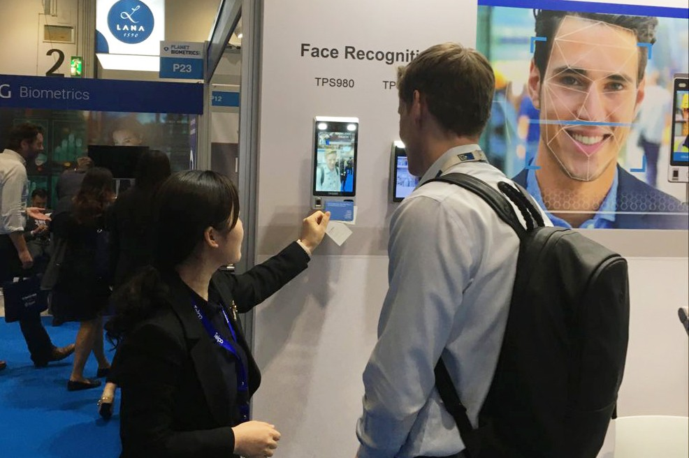 Telpo-SDW 2019: Telpo Biometric Identity Devices Attach Audiences' Eyes-3