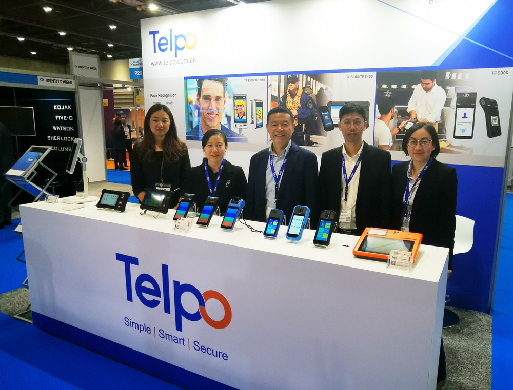 Telpo-SDW 2019: Telpo Biometric Identity Devices Attach Audiences' Eyes-4