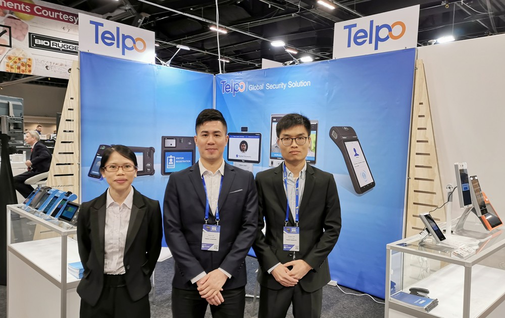 Telpo-ID4 Africa 2019 |African countries favor Telpo biometric devices and technologies-5