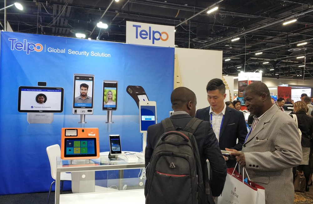Telpo-ID4 Africa 2019 |African countries favor Telpo biometric devices and technologies-3