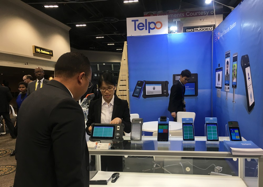 Telpo-ID4 Africa 2019 |African countries favor Telpo biometric devices and technologies-4