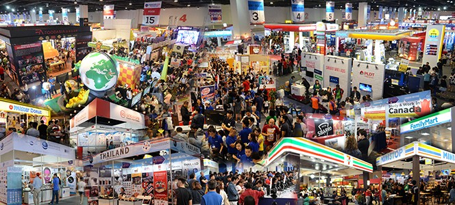 Telpo-ASEAN Retail 2019 |Telpo products ignite the show