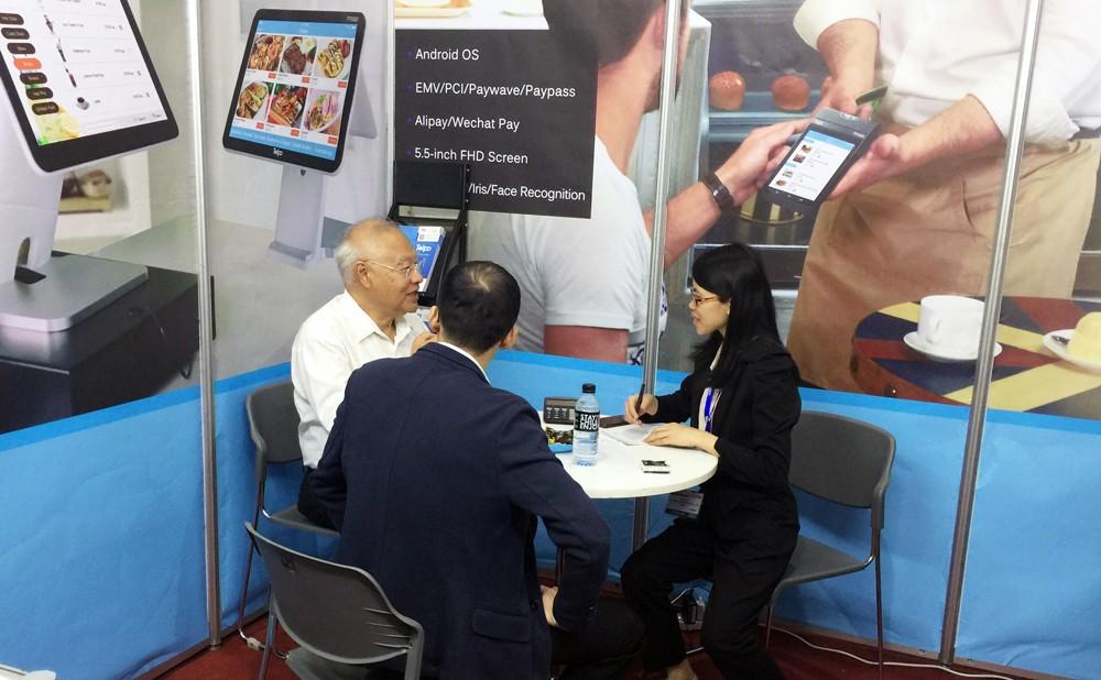 Telpo-ASEAN Retail 2019 |Telpo products ignite the show-5
