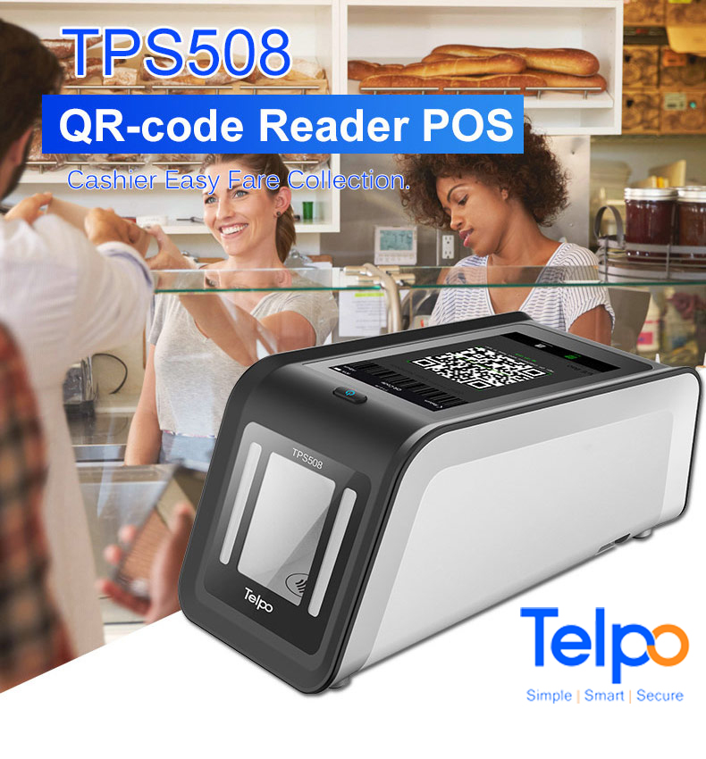 Telpo-Telpo QR Code Scanner  A Perfect Retail Store Helper