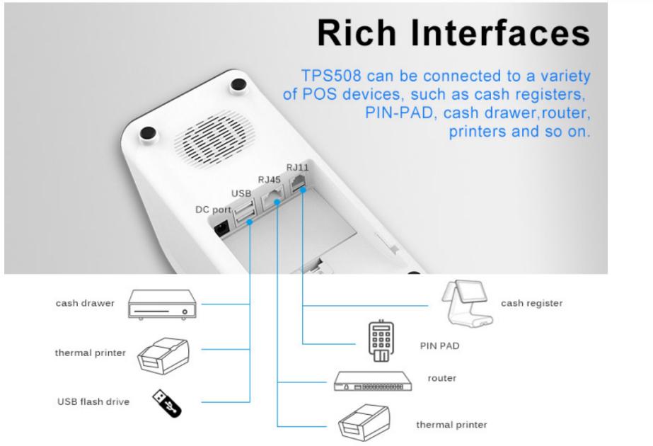 Telpo-Telpo QR Code Scanner  A Perfect Retail Store Helper-7