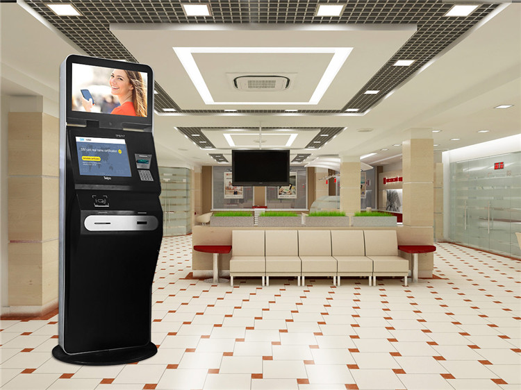Telpo-The Best Telecom Operator Partner | Telpo Self Service Kiosk-3