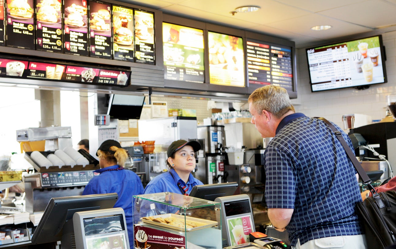 Telpo-TelpoAlipayBurger King |Jointly Create Self Service Smart Terminal For New Catering-1