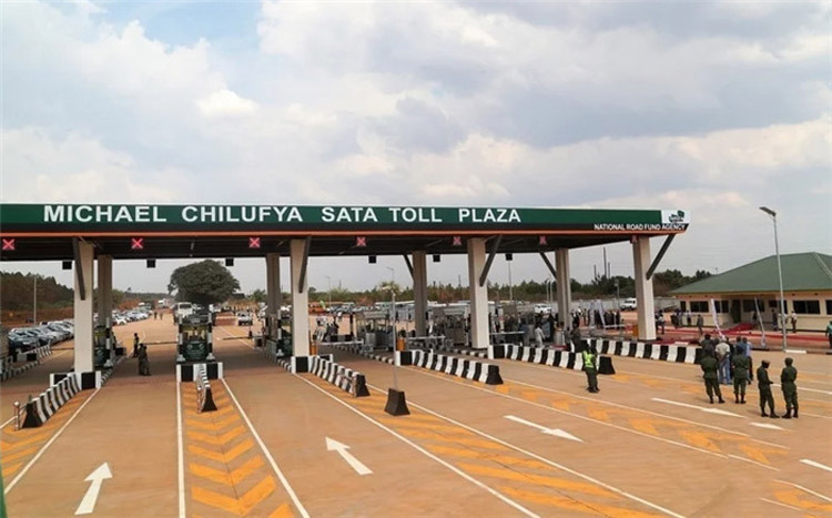 Telpo-Telpo Cases: Smart POS Machine Improve Zambia Expressway Charge-1