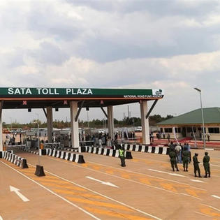 Telpo Cases: Smart POS Machine Improve Zambia Expressway Charge