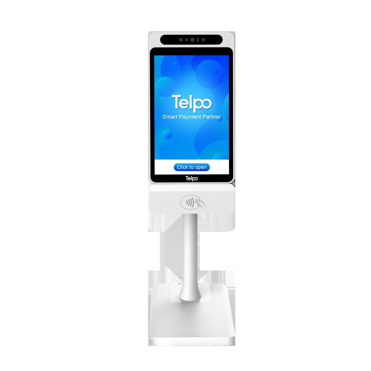 Retail Smart POS Face Payment Terminal Telpo TPS988