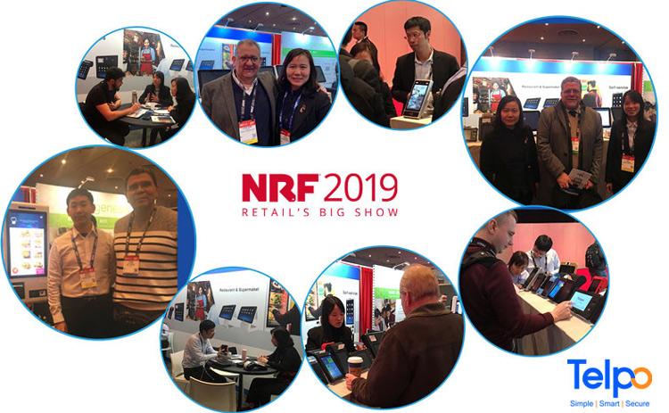 news-Telpo-Hello 2020 NRF, Telpo Is Coming-img