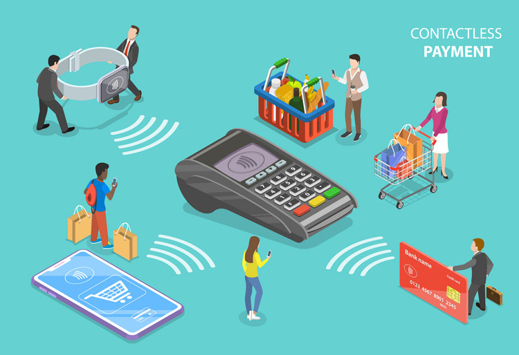 news-Contactless Payment | The Future of Transaction-Telpo-img