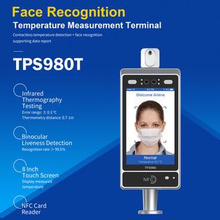 Telpo Develops Face Recognition Temperature Measurement Solution For Disease Prevention and Control