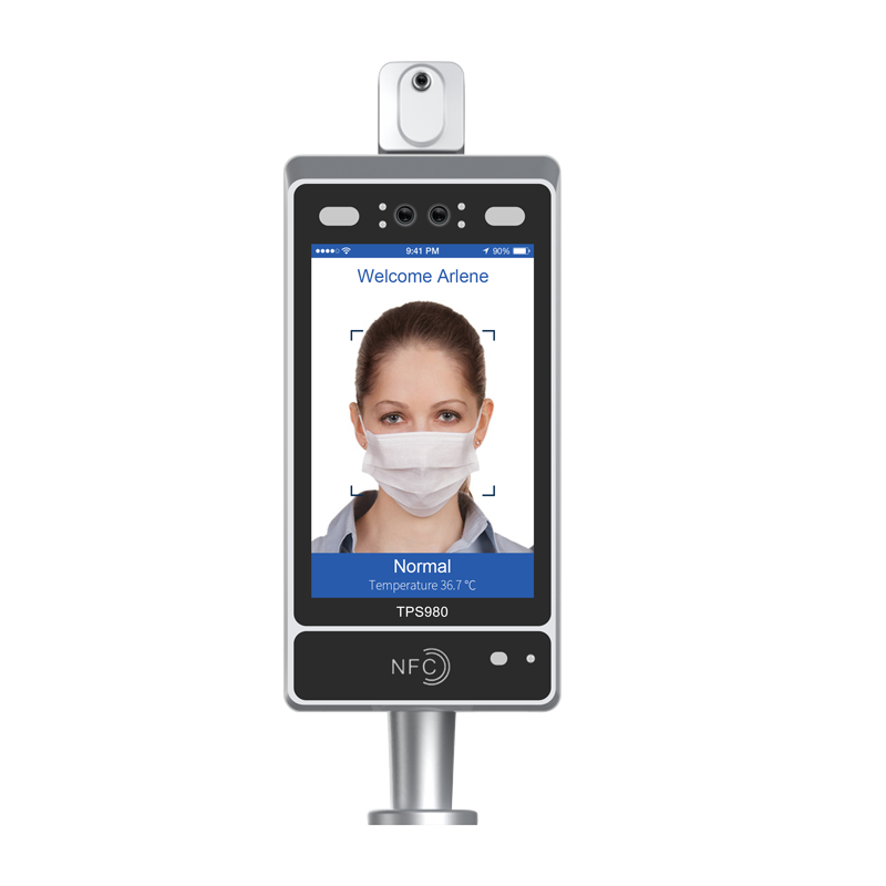 Face Recognition Tempeture Measurement Terminal
