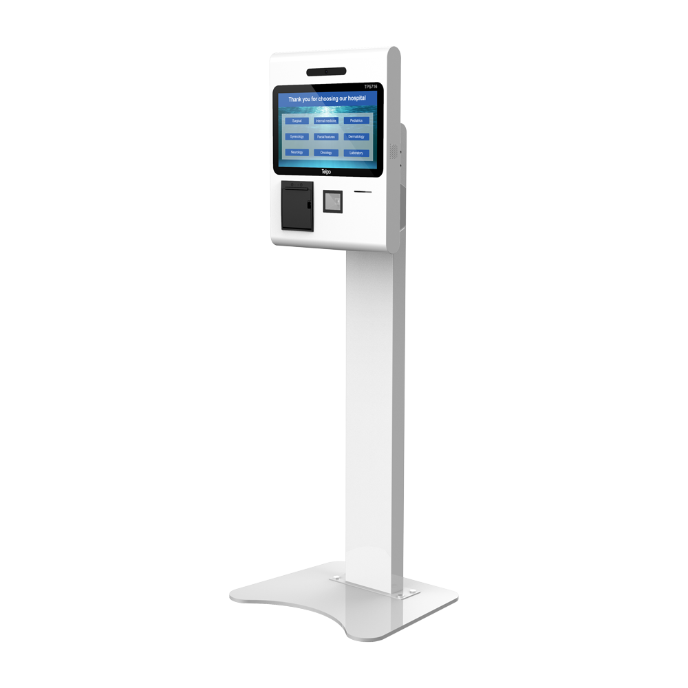 Customer Appointment Queue Management Kiosk