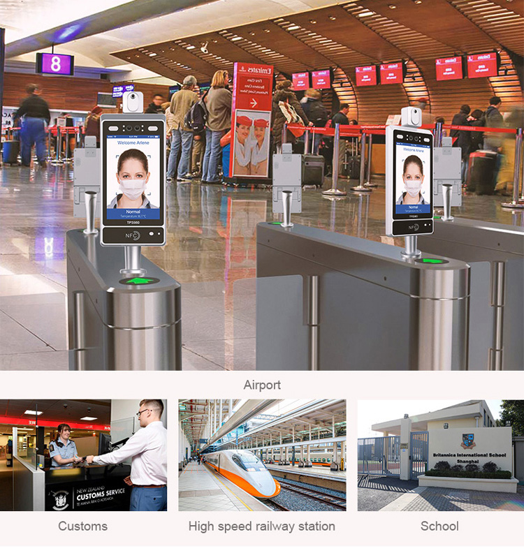 news-Telpo Face Recognition Thermometer Solution, Intelligent Epidemic Prevention and Control-Telpo--1