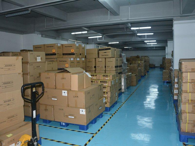 Telpo warehouse package