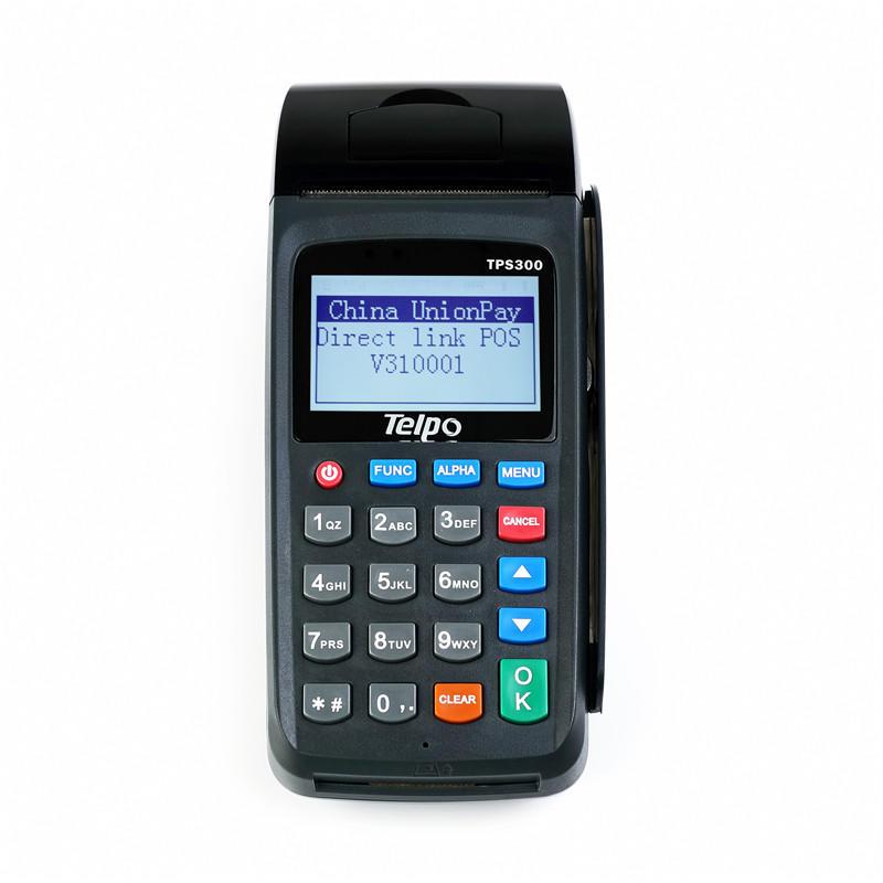 Handheld Linux EFT POS TPS300A