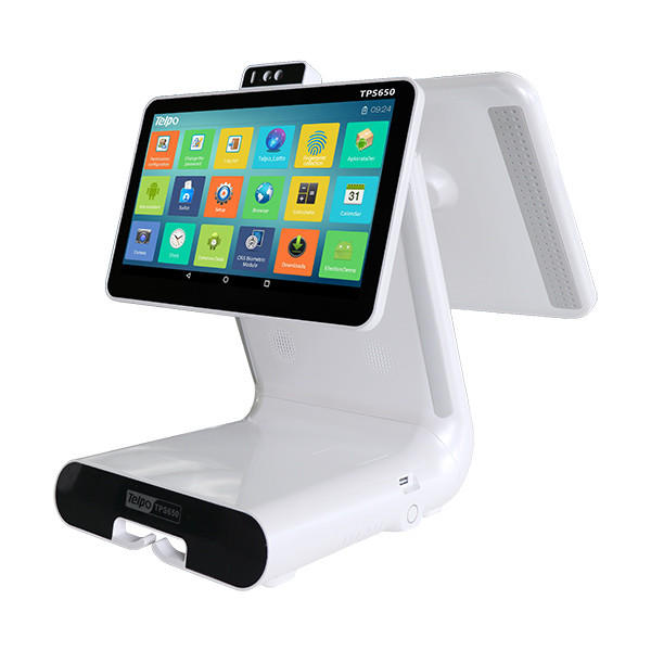 Face Recognition Cash Register Machine TPS650-Facial