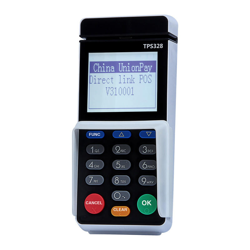 Payment MPOS Compliant with EMV TPS328